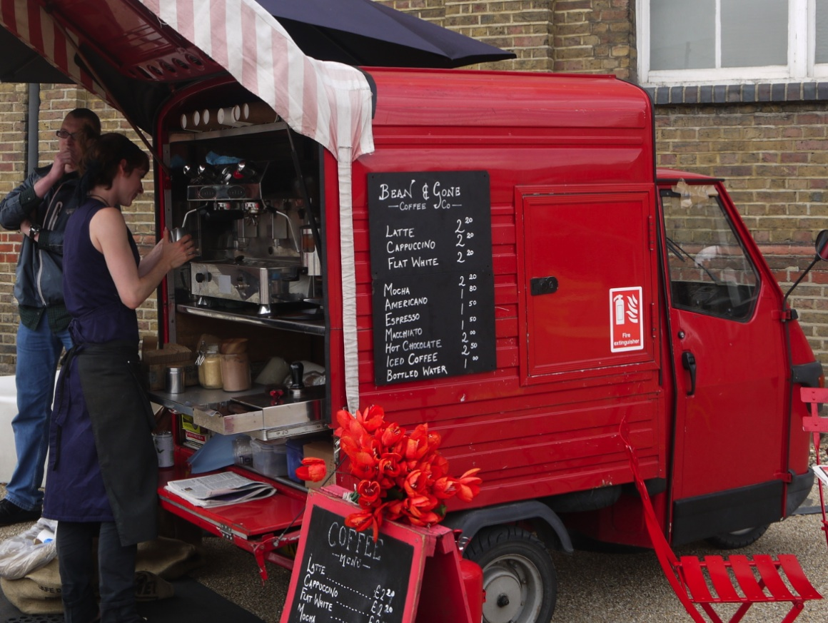 My future coffee truck on Pinterest | Coffee Carts, Coffee ...