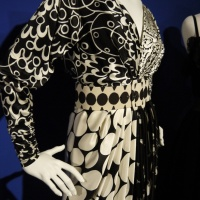My vintage weekend: Saturday at the Fashion and Textile Museum